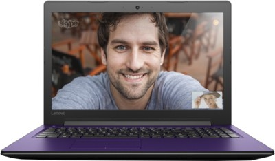Lenovo Ideapad 310 Core i5 7th Gen - (4 GB/1 TB HDD/Windows 10 Home/2 GB Graphics) IP 310-15IKB Notebook(15.6 inch, Indigo Purple, 2.2 kg)