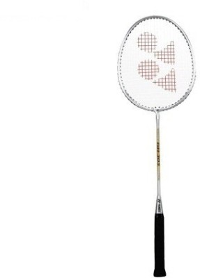 Yonex GR 303 Badminton Racquet With Half Cover G4 Strung(Multicolor, Weight - 90 g)  available at flipkart for Rs.560