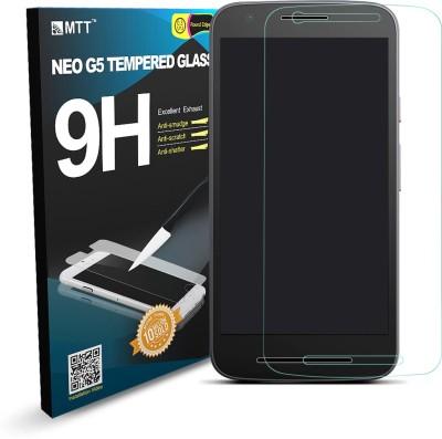 MTT Tempered Glass Guard for Motorola Moto E3 Power(Pack of 1)