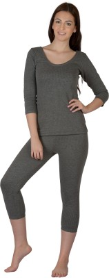 Selfcare New Winter Collection Women's Top - Pyjama Set Thermal