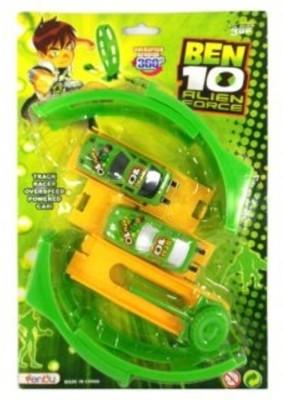 Ben 10 car toy(Green)