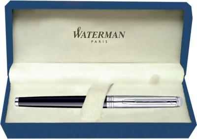 Waterman Hemisphere Dlx Black CT Fountain Pen