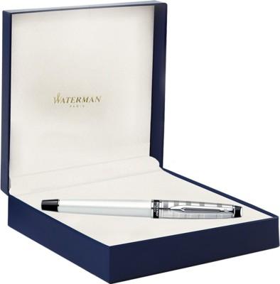 Waterman Expert Deluxe White CT Fountain Pen