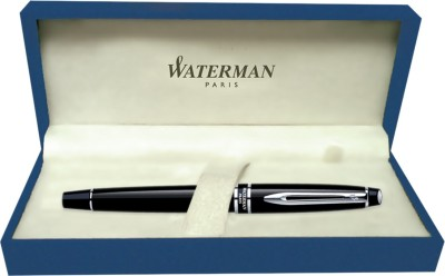Waterman Expert Black CT Fountain Pen