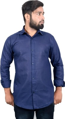 agarwal enterprises Men & Women Solid Formal Light Blue Shirt