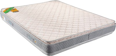 Centuary Mattresses Rejoyce 8 inch King PU Foam Mattress(Bonnell Spring)