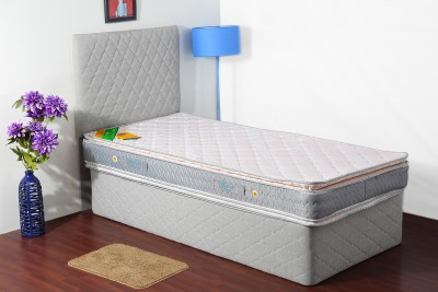 Centuary Mattresses Rejoyce 6 inch Single PU Foam Mattress(Bonnell Spring)