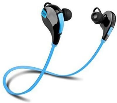 Ekambotics Jogger Bluetooth Headset (Multicolour) Bluetooth Headset with Mic(Multicolor, In the Ear) 1