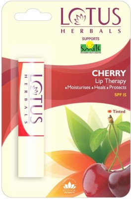 Lotus Herbals Lip Therapy Cherry(4 g)