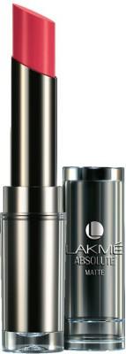 Lakme Absolute Sculpt Studio Hi-definition Matte Lipstick(3.7 g, Rose Bloom)  available at flipkart for Rs.585