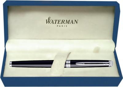 Waterman Hemisphere Mars Black CT Fine Nib Fountain Pen