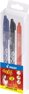 Pilot Frixion C2 Roller Ball Pen(Pack of 3)  available at flipkart for Rs.285