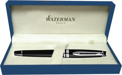 Waterman Expert Matte Black CT Fountain Pen