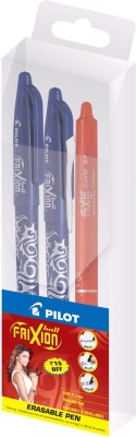 Pilot Frixion C4 Roller Ball Pen(Pack of 3)  available at flipkart for Rs.285