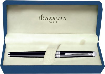 Waterman Hemisphere Mars Black CT Fountain Pen