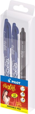 Pilot Frixion C3 Roller Ball Pen(Pack of 3)  available at flipkart for Rs.285