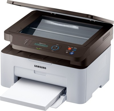 Samsung SL-M2060W/XIP Multi-function Wireless Printer(Black, White, Toner Cartridge)  available at flipkart for Rs.9499