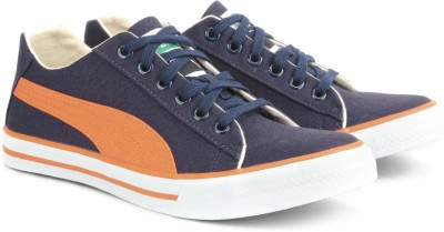Puma Hip Hop 5 DP Casual Shoes Blue available at Flipkart for Rs.1678 fff323975