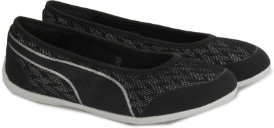 Puma Modern Soleil Ballerina MU IDP Casual Shoes(Black) at flipkart