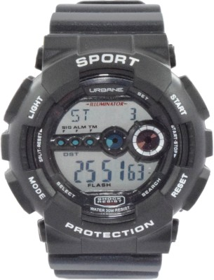 Maxima U-35012PPDN  Digital Watch For Unisex