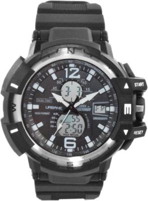 Maxima U-35022PPAN  Analog-Digital Watch For Unisex