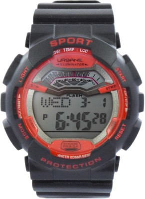 Maxima U-35000PPDN  Digital Watch For Unisex