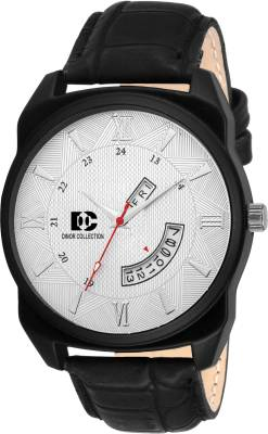 Dinor DC1577 Prima Series Analog Watch  - For Men