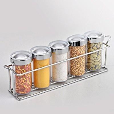 Eoan International 1 Piece Spice Set Glass Eoan International Condiment Sets
