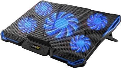 Cosmic Byte Asteroid Upto 17.3''Laptop Cooling Pad(Blue)