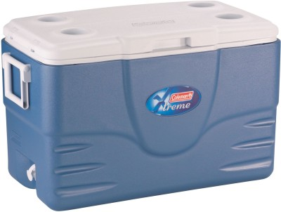 Coleman 52Qt Xtreme ice cooler box(Blue, 49 L)