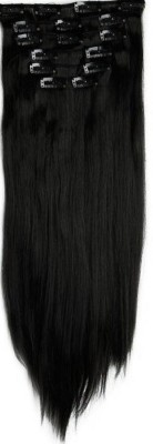 Majik 6 pcs  Extensions For Instant Volume And Length Hair Extension at flipkart