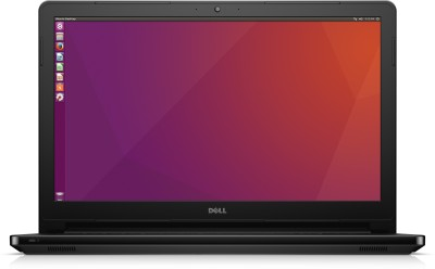 Image of Dell 15.6 inch Core i3 Laptop which is one of the best laptops under 30000