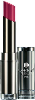 Lakme Absolute Sculpt Studio Hi-definition Matte Lipstick(3.7 g, Crimson Touch)  available at flipkart for Rs.675