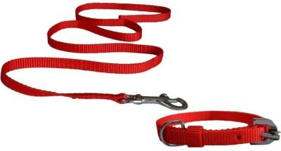 Dog Spot 102 cm Dog Strap Leash(Red)