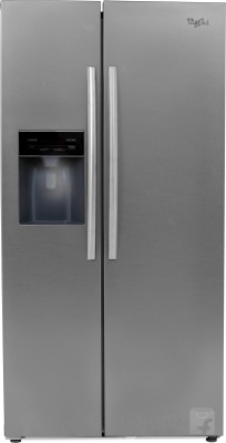 Whirlpool SBS 600 568L Side by Side Refrigerator