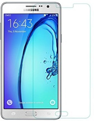 jolies Tempered Glass Guard for Samsung Galaxy On7 Pro(Pack of 1)