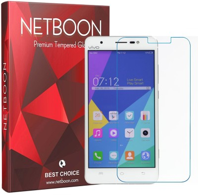 Netboon Tempered Glass Guard for Vivo X Shot(Pack of 1)