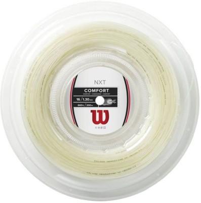 Wilson NXT 16 G 16 Tennis String - 200 m(Yellow)