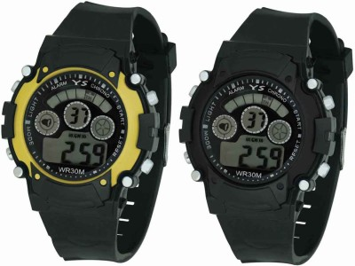 Crude RG594  Digital Watch For Girls
