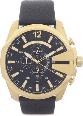 Diesel DZ4344I MEGA CHIEF Analog Watch  - For Men