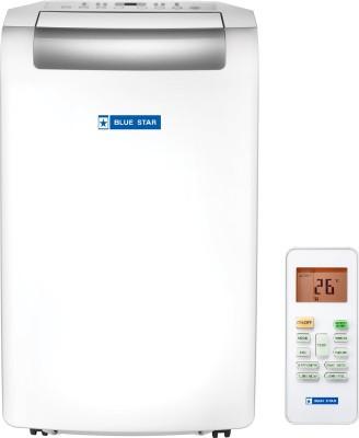 Blue Star 1 Ton Portable AC  - White(BS-CPAC12DA, Copper Condenser)