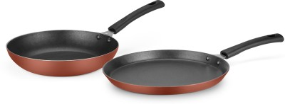 Ideale Cookware Set(Aluminium, 2 - Piece) at flipkart