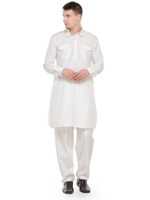 RG Designers Men Pathani Suit Set