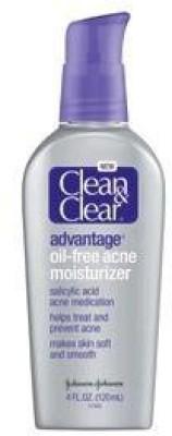 Clean & Clear Advantage Acne Control Moisturizer, 113g