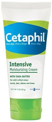 Cetaphil Intensive Moisturizing Cream, Pack of 2(85 ml)  available at flipkart for Rs.2347