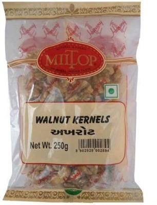 MilTop Walnut kernel Walnuts(250 g, Pouch)