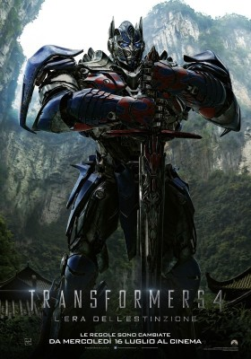 Transformers 4 optimus prime Poster on fine art paper 13x19 Fine Art Print(19 inch X 13 inch, Rolled)  available at flipkart for Rs.195