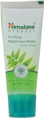 Himalaya Purifying Neem Face Wash, 15ml
