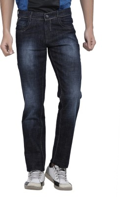 BENZORA Slim Men's Dark Blue Jeans