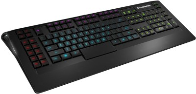 SteelSeries Apex 350 Wired USB Gaming Keyboard(Black) at flipkart